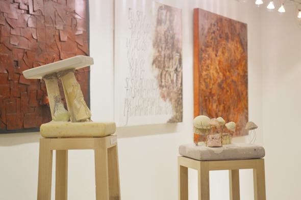 Roberto Leorato ritorna alla Galleria Spazio 6_Dicembre 2013