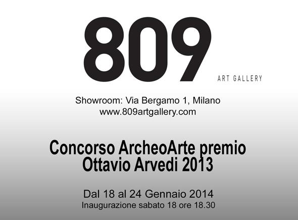 Roberto Leorato alla 809 art gallery Milano