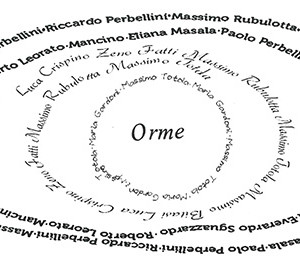 """Orme"" performance artistica collettiva Veronese"