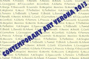 Contemporary art Verona 2013