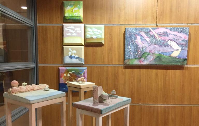 Arte in ospedale polo Confortini